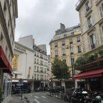 Спасибо за подбор местечка в Париже